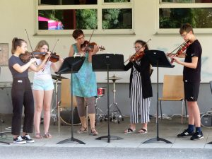 Picknick-Konzert Juni 2020
